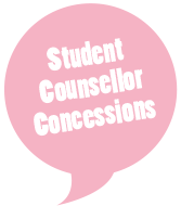 Student Counsellor Concessions